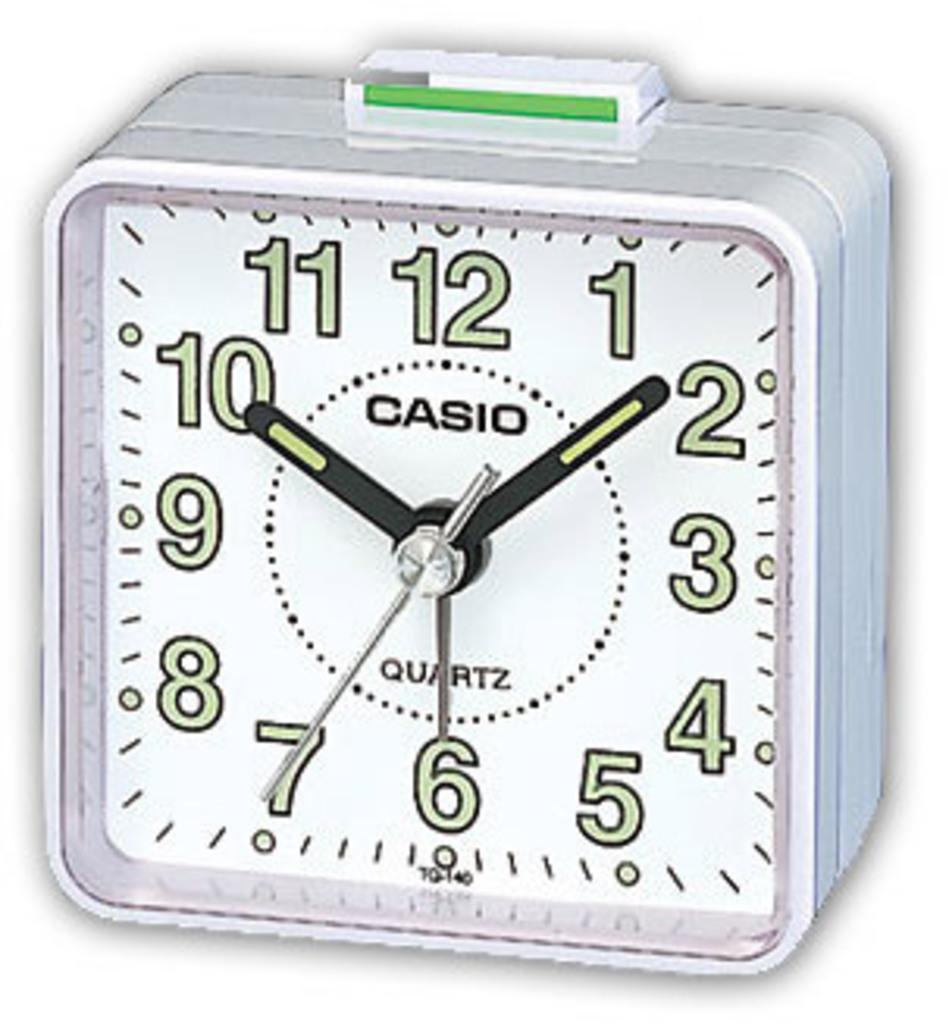 Будильники Casio TQ-140-7EF