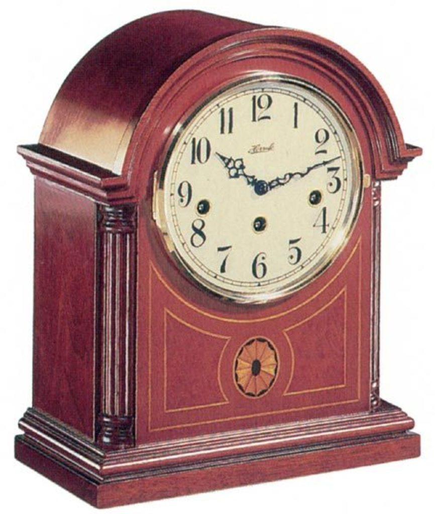 Настольные/каминные часы Hermle 22827-070340
