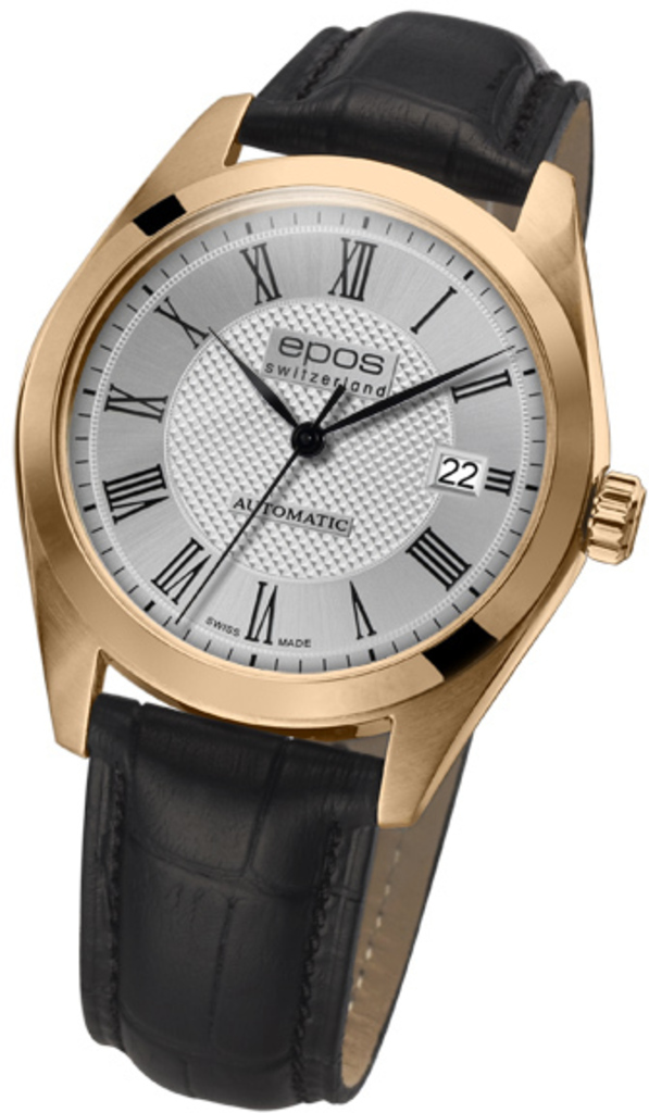 Женские часы Epos  3411.131.24.28.25