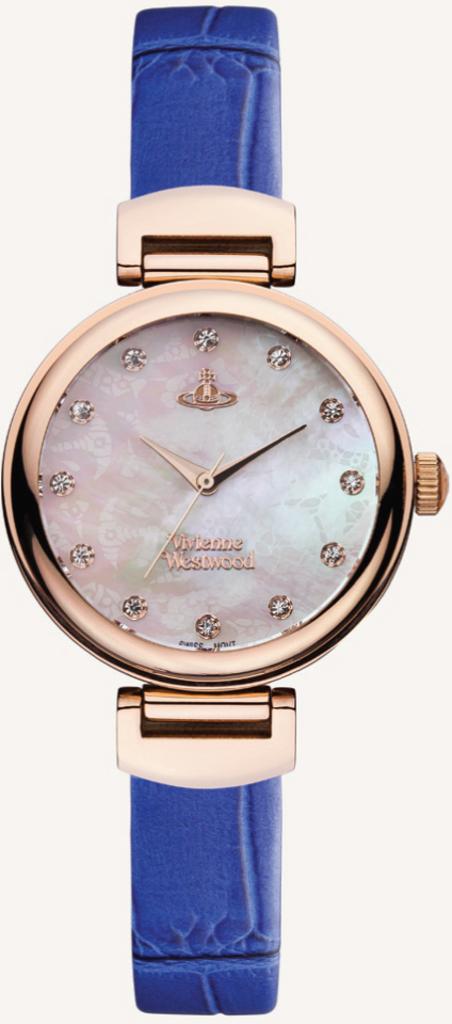 Женские часы Vivienne Westwood VV128RSBL