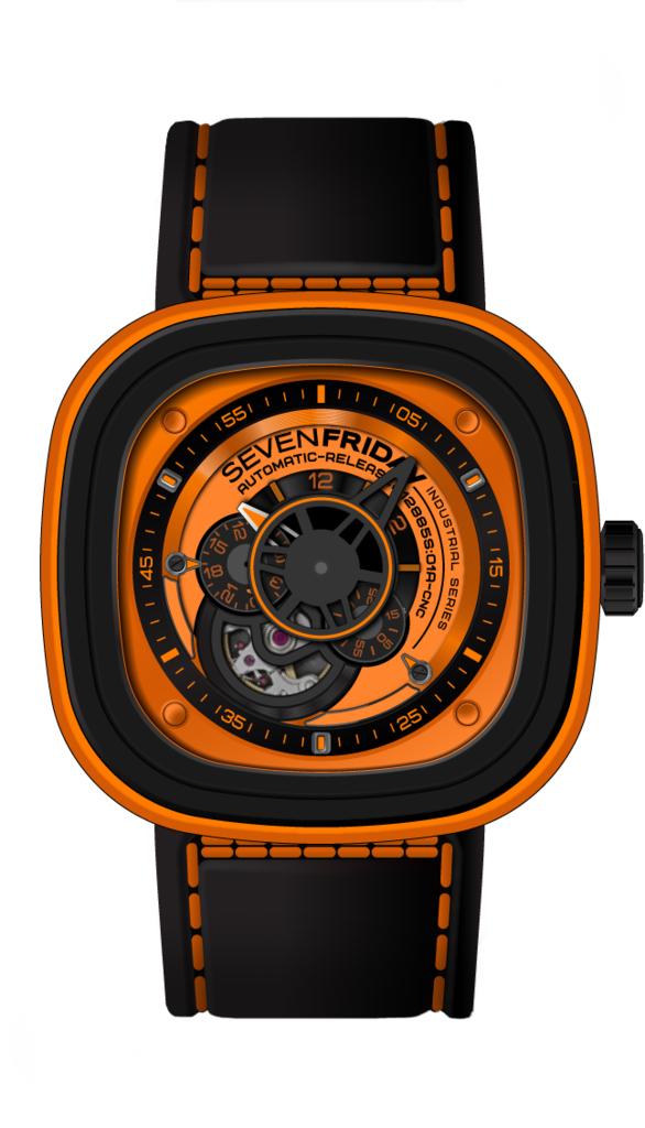 Мужские часы Sevenfriday P1-3