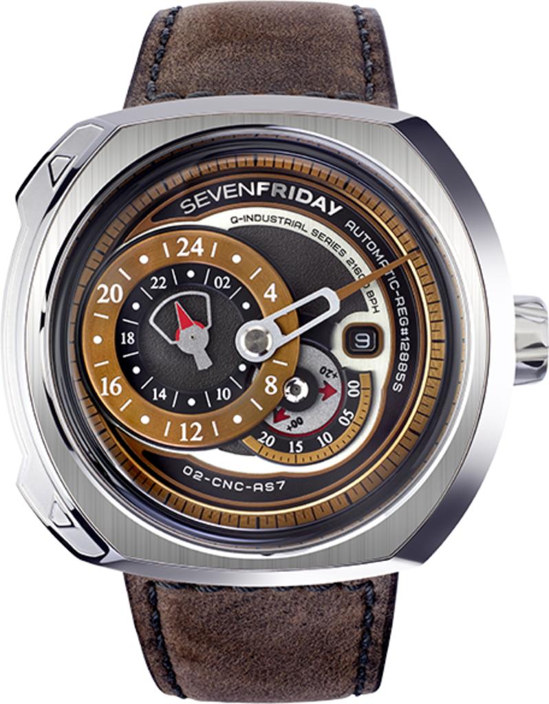 Мужские часы Sevenfriday Q2/01