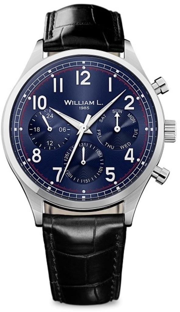 Мужские часы William L. WLAC03BUCN
