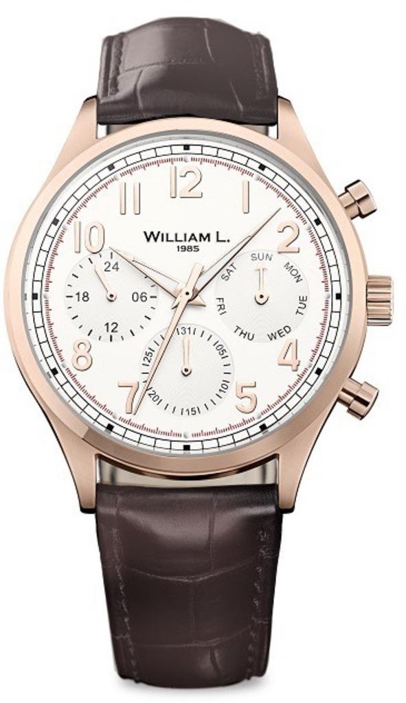 Мужские часы William L. WLOR03BCORCM