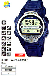 Часы CASIO W-756-2AVEF W-756-2A.jpg — ДЕКА