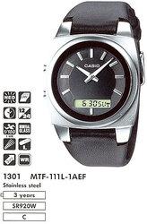 Часы CASIO MTF-111L-1AEF MTF-111L-1A.jpg — ДЕКА