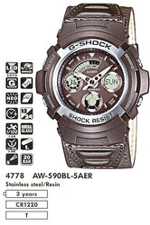 Часы CASIO AW-590BL-5AER AW-590BL-5A.jpg — ДЕКА