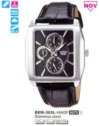 Часы CASIO BEM-303L-1AVEF BEM-303L-1A.jpg — ДЕКА