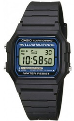Часы CASIO F-105W-1AWYEF - Дека