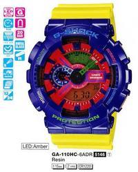 Часы CASIO GA-110HC-6AER - Дека