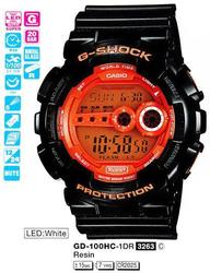 Годинник CASIO GD-100HC-1ER 2011-08-11_GD-100HC-1E.jpg — ДЕКА