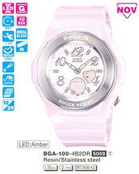 Часы CASIO BGA-100-4B2ER BGA-100-4B2.jpg — Дека