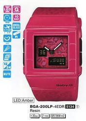 Часы CASIO BGA-200LP-4EER - Дека