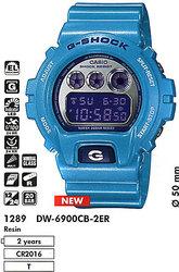 Годинник CASIO DW-6900CB-2ER - Дека