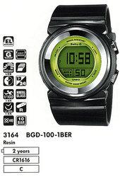 Часы CASIO BGD-100-1BER - Дека