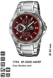 Часы CASIO EF-335D-4AVEF - Дека