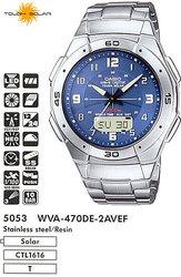 Часы CASIO WVA-470DE-2AVEF - Дека