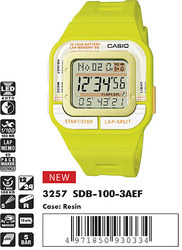 Годинник CASIO SDB-100-3AEF 2011-06-09_SDB-100-3A.jpg — Дека