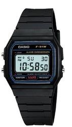 Часы CASIO F-91W-1Q - Дека