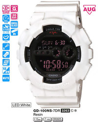 Часы CASIO GD-100NS-7ER - Дека