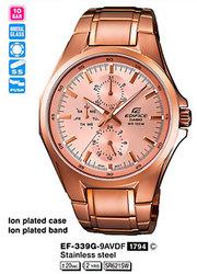 Часы CASIO EF-339G-9AVEF - Дека