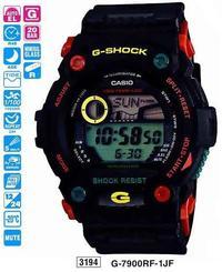 Годинник CASIO G-7900RF-1ER - Дека