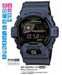 Часы CASIO GR-8900NV-2ER - Дека