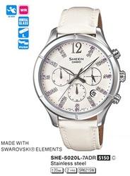 Часы CASIO SHE-5020L-7AEF - Дека