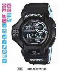 Часы CASIO GDF-100BTN-1ER - Дека