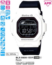 Часы CASIO BLX-5600-1BER - Дека