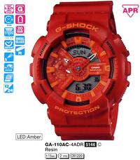 Часы CASIO GA-110AC-4AER - Дека