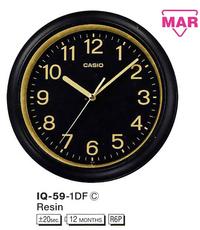 Часы CASIO IQ-59-1DF - Дека