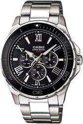 Часы CASIO MTD-1075D-1A1VEF - Дека