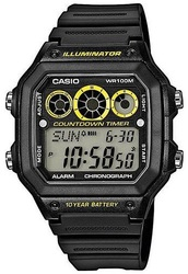 Часы CASIO AE-1300WH-1AVEF - Дека