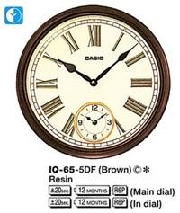 Часы CASIO IQ-65-5DF - Дека