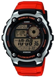Часы CASIO AE-2100W-4AVEF - Дека