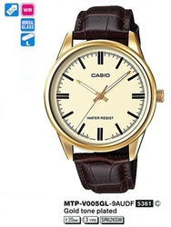 Часы CASIO MTP-V005GL-9AUDF - Дека