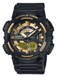 Часы CASIO AEQ-110BW-9AVDF - Дека