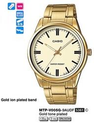 Часы CASIO MTP-V005G-9AUDF - Дека