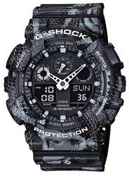 Часы CASIO GA-100MRB-1AER - Дека