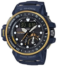 Часы CASIO GWN-Q1000NV-2AER - Дека