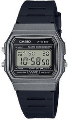 Часы CASIO F-91WM-1BDF - Дека