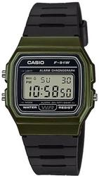 Часы CASIO F-91WM-3ADF - Дека