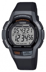 Часы CASIO WS-1000H-1AVEF - Дека