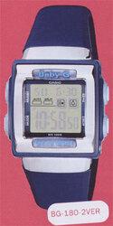 Годинник CASIO BG-180-2VER BG-180-2V.jpg — ДЕКА