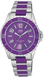 Часы Q&Q F461-425Y - Дека