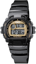 Часы Q&Q M153J007Y - Дека
