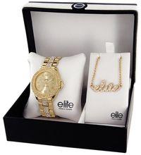 Часы ELITE E52570 102 - Дека
