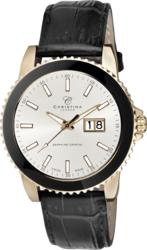 Часы CHRISTINA 519GSBL-Gblack - ДЕКА
