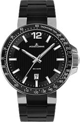 Часы JACQUES LEMANS 1-1695A - Дека